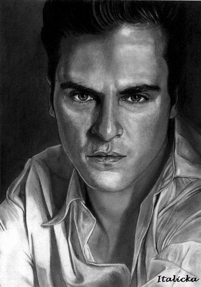 Joaquin Phoenix by Italicka